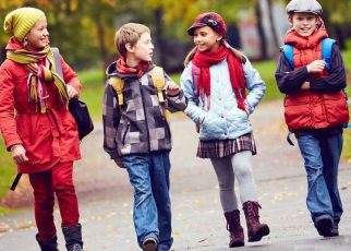 Осенний гардероб для вашего ребенка