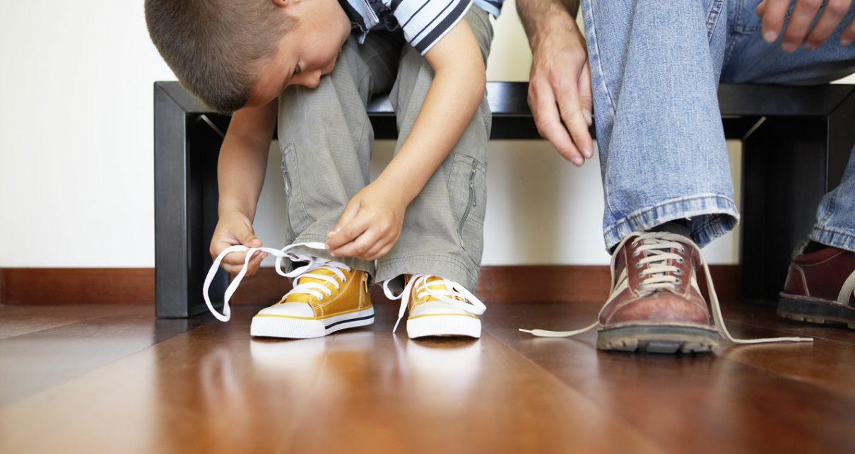 Самостоятельный ребенок или как его заставить