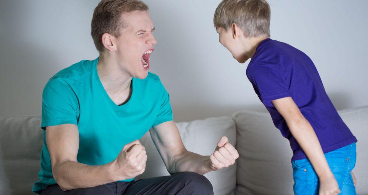 Воспитание детей — это сложная работа